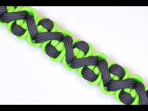 Survival Paracord Bracelet - Crooked River Design - BoredPar