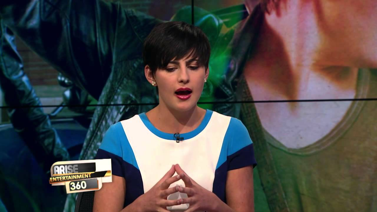 """Download Actress Jacqueline Toboni talks about her role in the hit series """"Grimm!"""""""