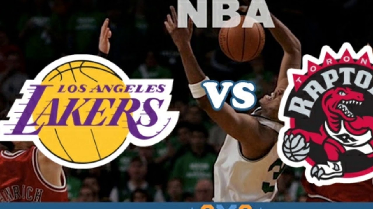 Lakers Vs Raptors Detail: Live Match Today Basketball (USA NBA): Toronto Raptors Vs