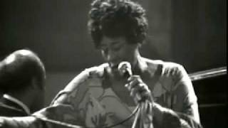 "ELLA FITZGERALD - ""A PLACE FOR LOVERS"" (1968) music by Manuel De Sica"