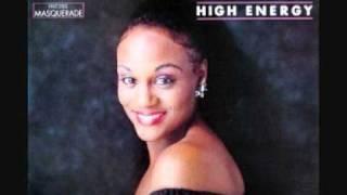 """★ Evelyn Thomas ★ High Energy ★ [1984] ★ """"High Energy"""" ★"""