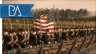 Gettysburg: Pickett's Charge - North & South: American Civil War Mod Gameplay
