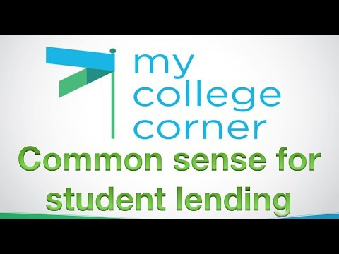 Common sense for student lending with Christine Roberts of Citizens Bank and John Hupalo