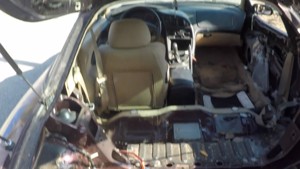 Weight reduction 2g eclipse youtube for Garage 2g auto cernay