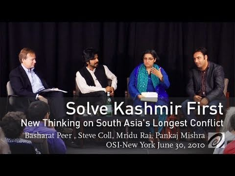 Solve Kashmir First: New Thinking on South Asia's Longest Conflict
