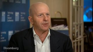 Goldman Co-COO on Silicon Valley, Bank Regulation