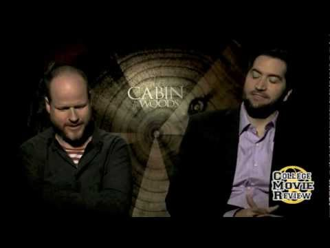 The Cabin In The Woods - Joss Whedon, Drew Goddard Interview