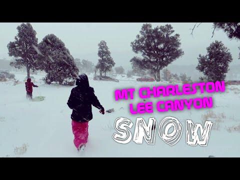 Lee Canyon Snow Trip (Mt. Charleston) (Las Vegas) 1/20/18 Family Vlog