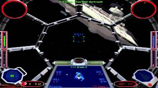 X-Wing vs TIE Fighter Balance of Power: Interdiction Duty