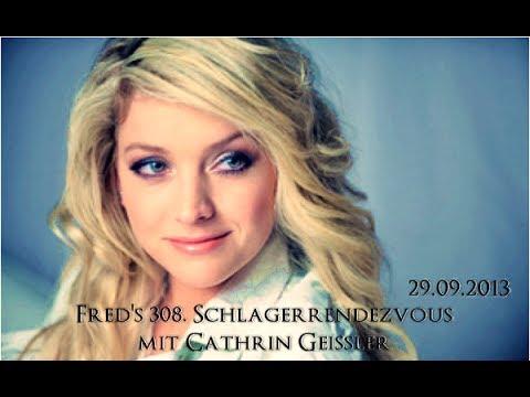 Cathrin Geissler im Interview mit Fred Lühne