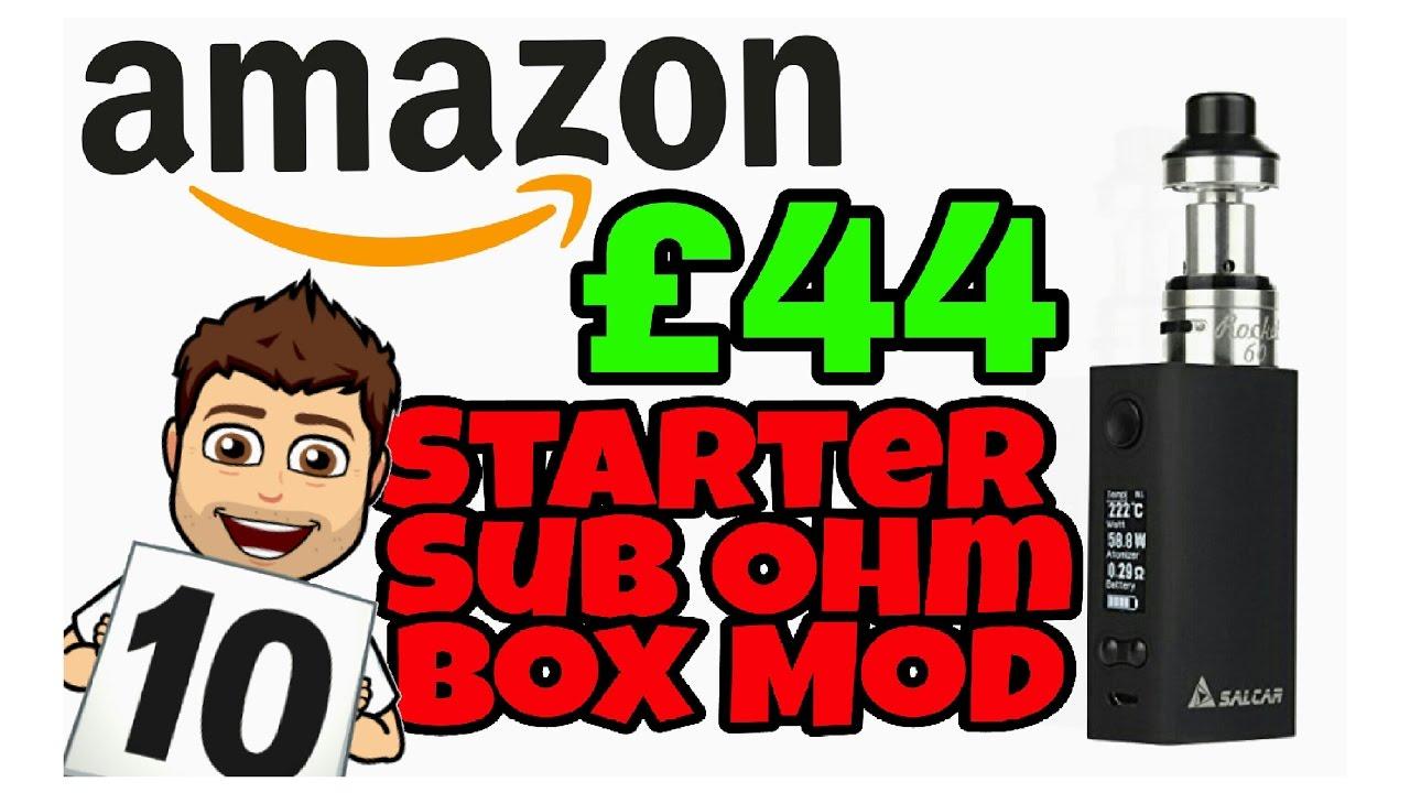 Amazon 60w Sub ohm Box Mod Vape Kit?