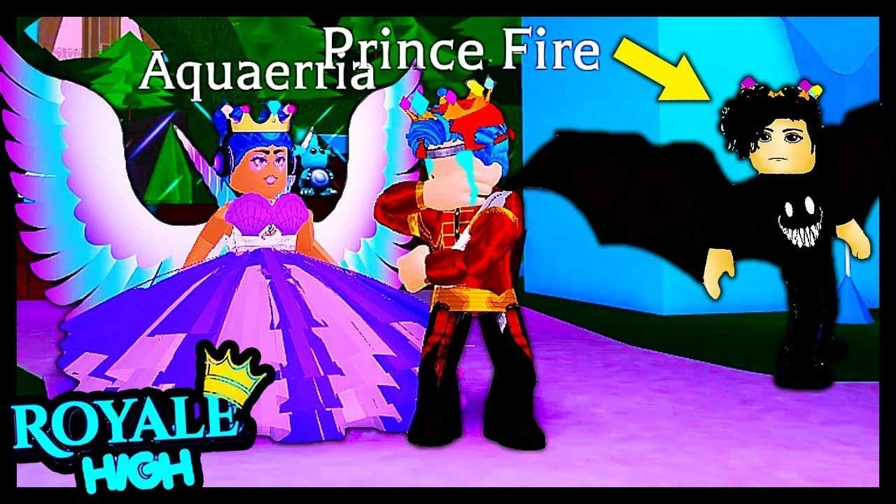 A New Evil Fairy Arrives In Royale High School Royal High