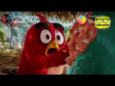 what's app status awsome dialogue from angry birds movie