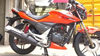 #Bikes@Dinos: Hero Xtreme Sports Walkaround Review (Red, Orange Colours)