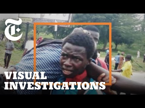 How Elite Nigerian Soldiers Massacred Unarmed Religious Marchers | NEW YORK TIMES - Visual Investigations