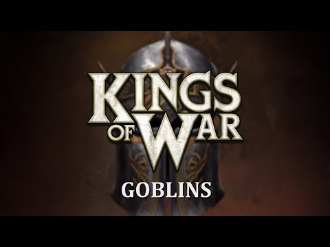 Kings of War 3rd Edition Goblins Preview!
