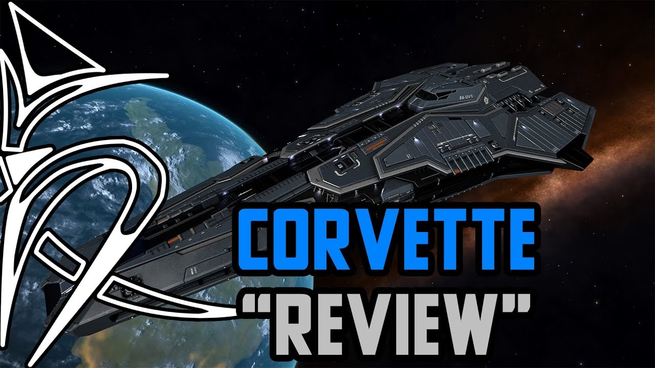 Federal Corvette Review Elite Dangerous