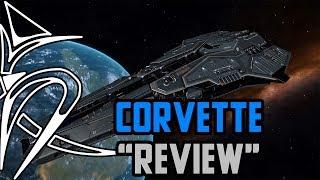 """Federal corvette """"review"""" [Elite Dangerous]"""