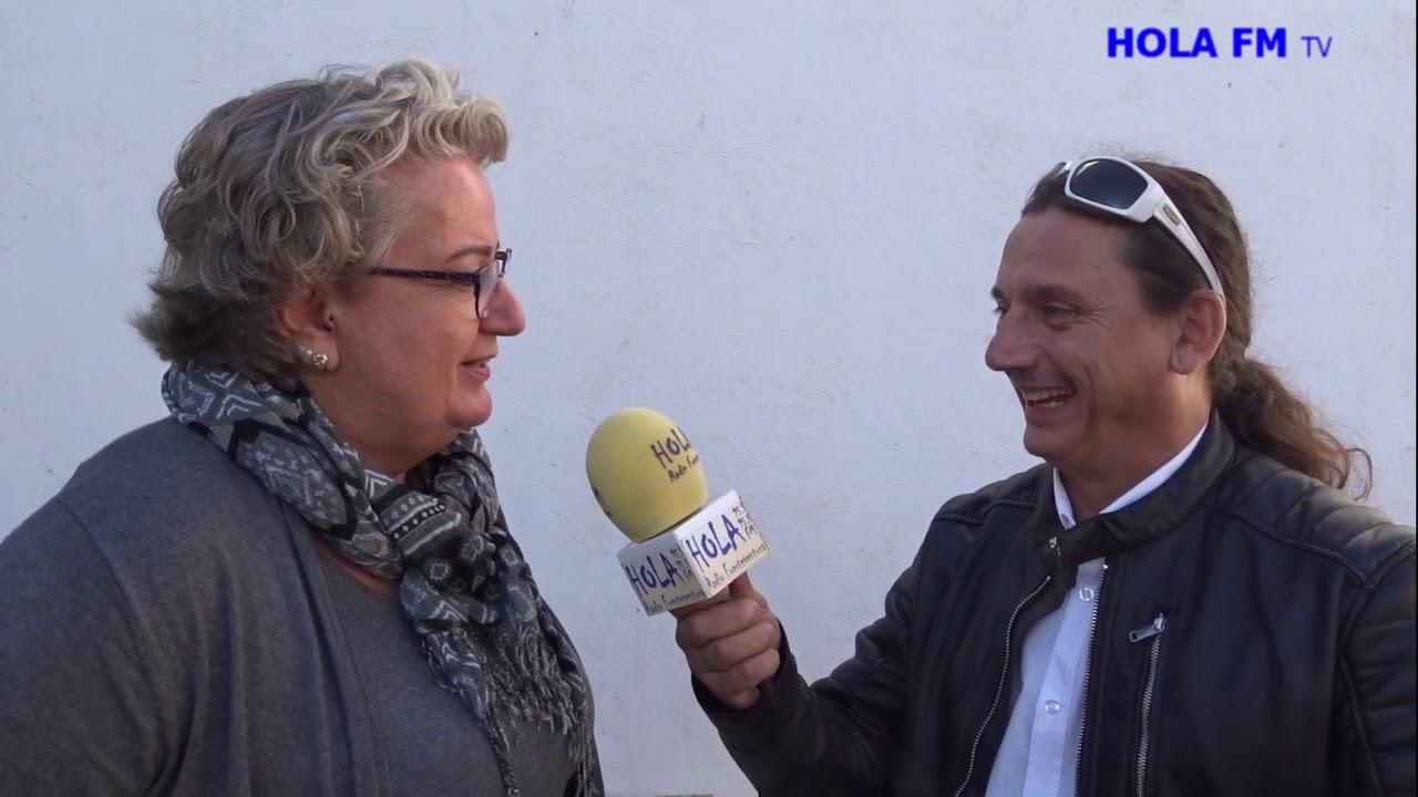 Solidarische Haarsträhnen Fuerteventura