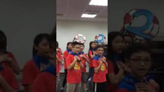 厚德國小六年三班 20161213奶油小生的甜美笑容篇:)