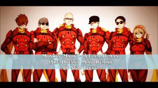 Monkey Majik - A.I. am Human (She Doesn