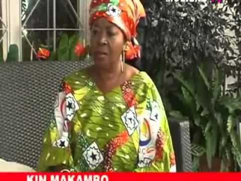 Marie Rose Kasa Vubu  TOUTE LA VERITE SUR  SA PETITE SOEUR JUSTINE  KasaVubu CAIEN