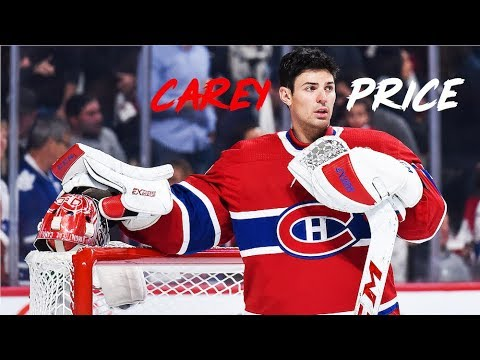 What Gear Does Carey Price Use?