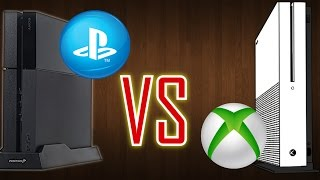 PS4 Vs XBOX ONE : Comparación Final ¿cuál comprar? (Swarlok)  [Fase 2]