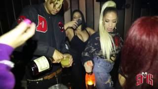 Repeat youtube video Girls Twerk for Kap G in the Club