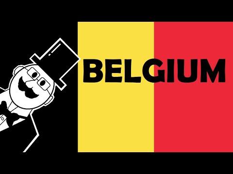 A Super Quick History Of Belgium