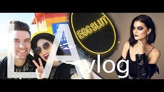 I'M IN LOS ANGELES BABY! | VLOG