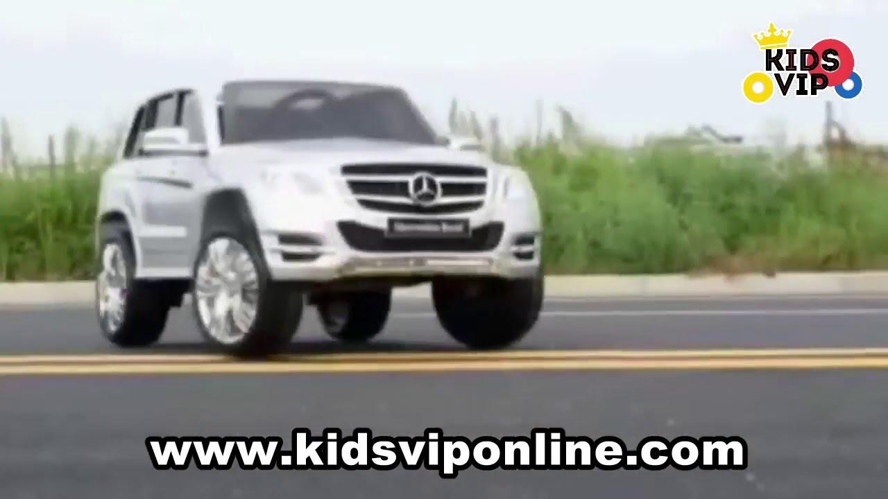 Www Kidsviponline Com New Licensed Mercedes Benz Glk 300 Amg Kids