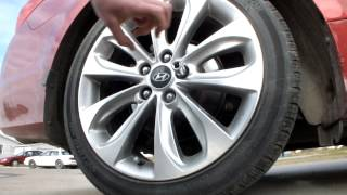 How to Easially Remove Locking Wheel Nuts Without The Key - No Drilling or Cutting!