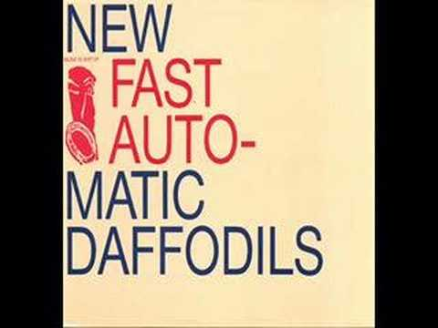 New Fast Automatic Daffodils - Music is Shit