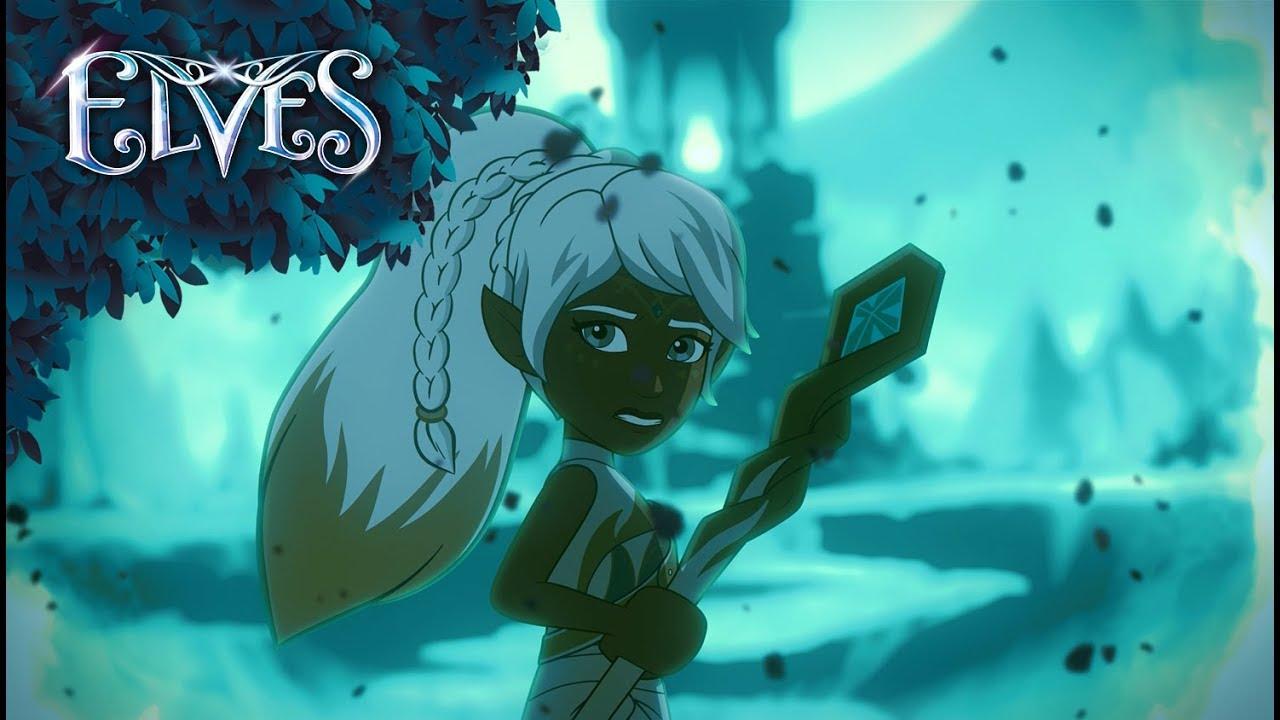 Edge Of Darkness Lego Elves Episode 12 Youtube