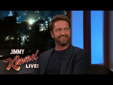 Gerard Butler on Being Besties with Barbra Streisand