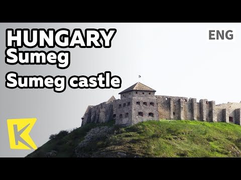 【K】Hungary Travel-Sumeg[헝가리 여행-쉬메그]쉬메그 성/Sumeg Castle/Old castle