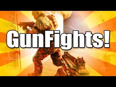 ★Black Ops 2: How To Win Gunfights! (Blops 2 Gameplay/Commentary)