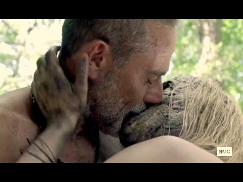 Negan And Alpha Have Sexy Time As A Reward To Negan (Sex Scene) ~ The Walking Dead 10x9