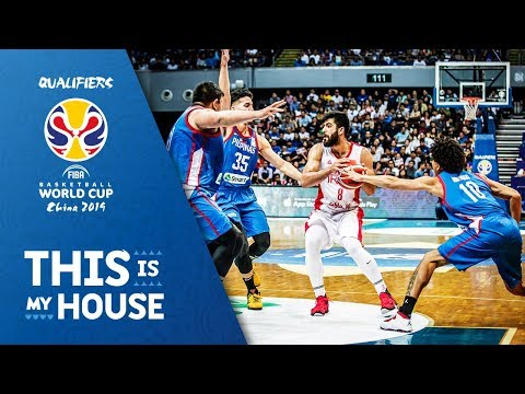 Philippines v Iran – Highlights – FIBA Basketball World Cup 2019 – Asian Qualifiers
