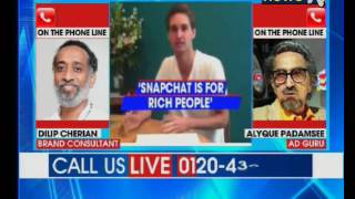 Evan spiegel trolled for terming India poor for Snapchat