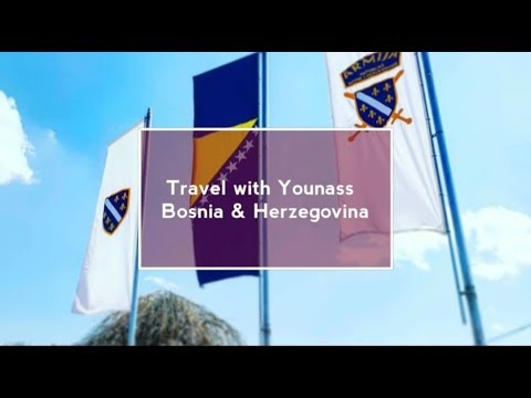 Travel With Younass Vlog!  Bosnia & Herzegovina Day 2 Sarajevo Baščaršija
