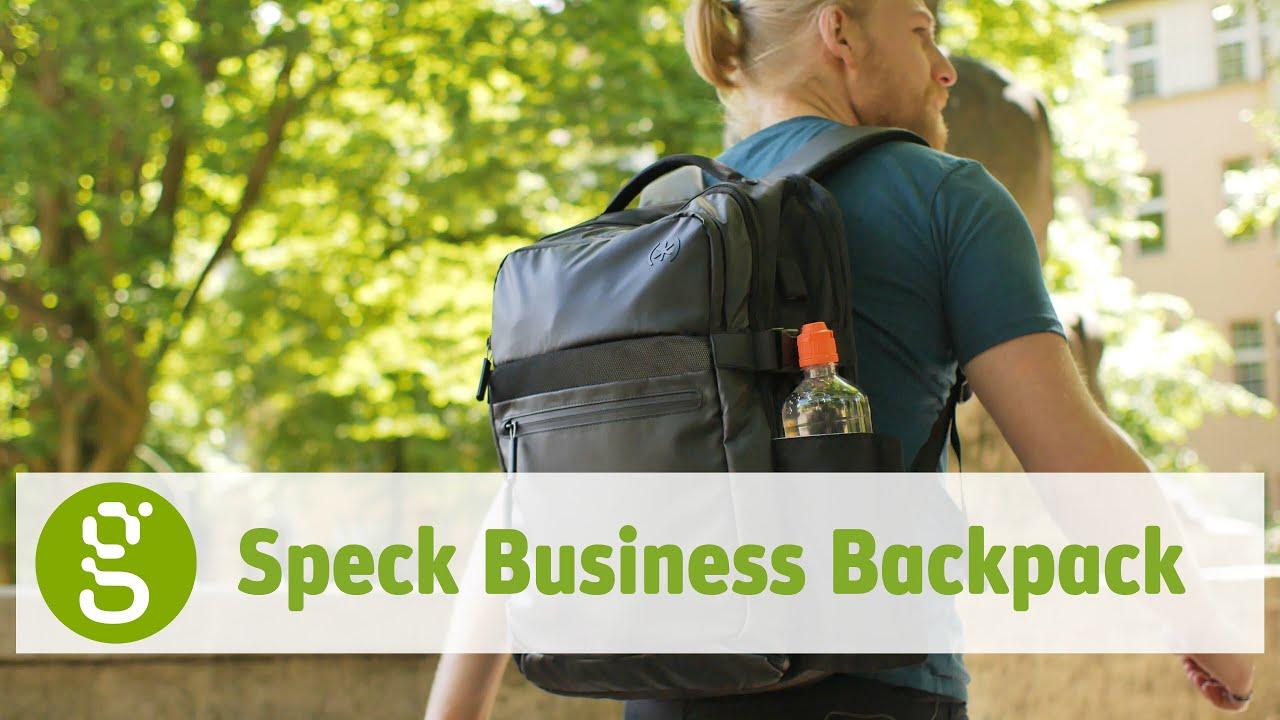 new concept 47ea0 c40e0 Speck Business Backpack - Reisen mit Stil - GRAVITIES #116