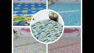 HP/WA 0878-8457-4737 | Distributor Sprei Anti Bocor Karakter |Doraemon | Little Pony | Thomas