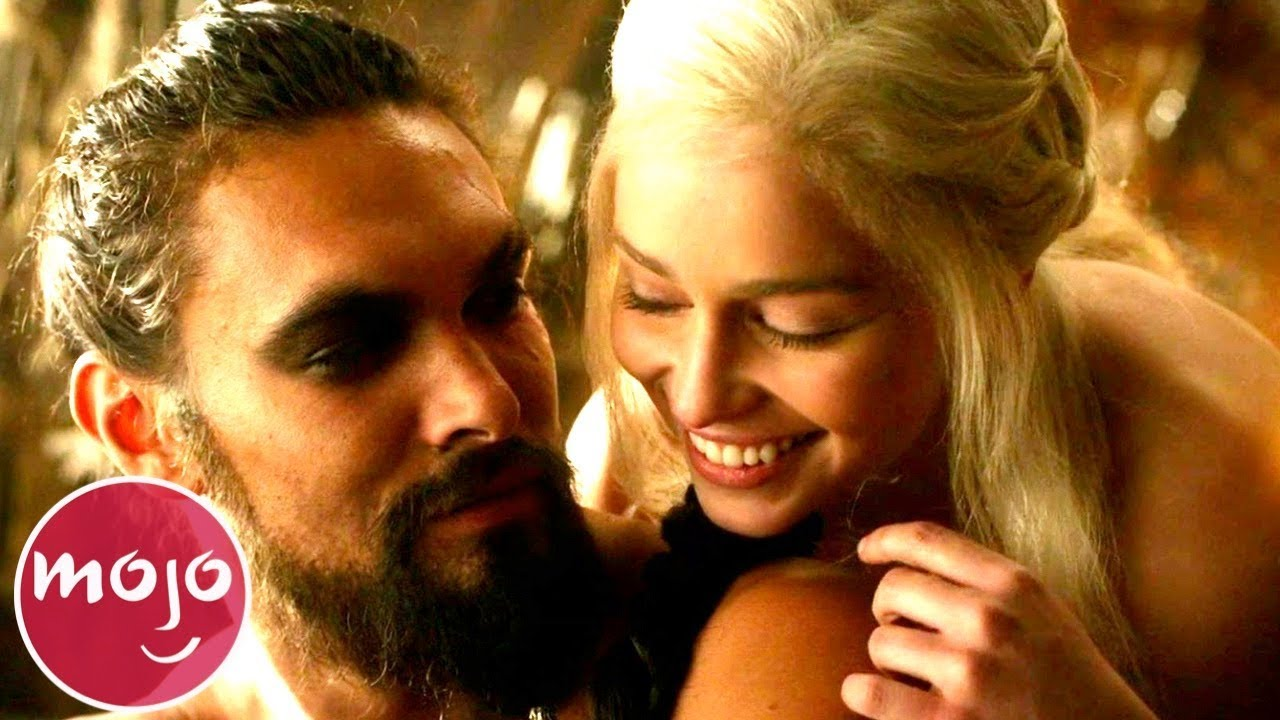 Top 10 Most Badass TV Couples