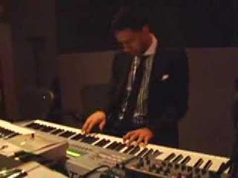 Ryan Leslie - Clip from Sony Studio Sessions