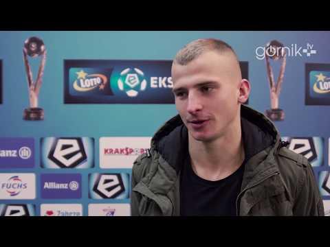 Tomasz Loska o meczu z Bruk-Bet Termalicą (19.02.2019)