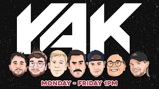 The Barstool Yak with Big Cat & Co || Tuesday, February 2nd, 2021
