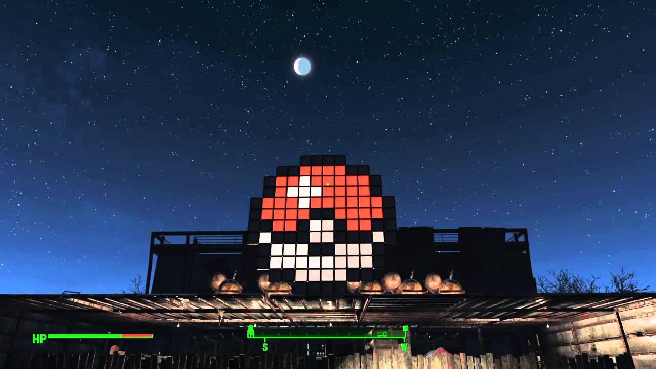 fallout 4 pixel art