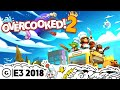 Overcooked 2 On Nintendo Switch Live Gameplay Demo   E3 2018